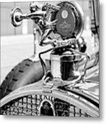Packard Girl Metal Print