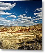 Painted Hills Oregon Metal Print