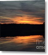 Painted Picture Perfect Metal Print