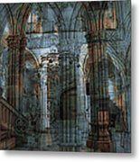 Palace Hall Metal Print