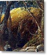 Palmer: Apple Tree Metal Print