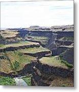 Palouse Falls 2 Metal Print