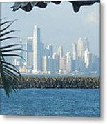 Panama City Panama Metal Print