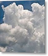 Panoramic Clouds Number 1 Metal Print