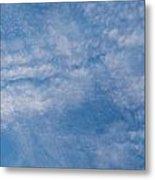 Panoramic Clouds Number 4 Metal Print