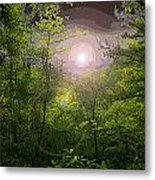 Paradise At Dawn Metal Print