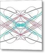 Parallel Universe 4 Metal Print