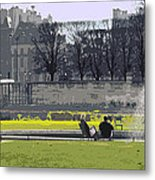 Paris 02 Metal Print