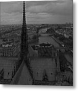 Paris Dh 1 Metal Print by Wessel Woortman
