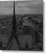 Paris Dh 1 Metal Print