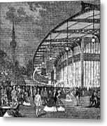 Paris: Exposition Of 1867 Metal Print