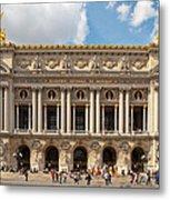 Paris Opera House Metal Print