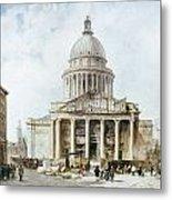 Paris: Pantheon, 1835 Metal Print