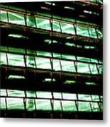 Parking Lot  Metal Print