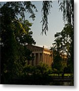 Parthenon At Nashville Tennessee 14 Metal Print