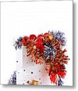 Party Decorations In A Bag Metal Print