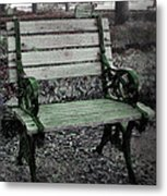 Party Of One Metal Print