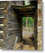 Passage To Another Time Metal Print