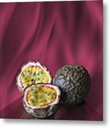 Passion Fruit Metal Print by Johnny Hildingsson