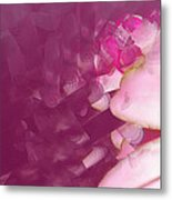 Passion Triptych 1 Metal Print