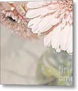 Passionly  Pink Metal Print