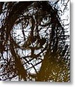 Pastel Man 2 Metal Print