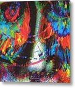 Pastel Man 29 Metal Print