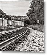 Path Of Indifference Metal Print