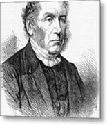 Patrick Bell (1799-1869) Metal Print