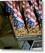 Patriotic Treats Virginia City Nevada Metal Print