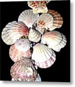 Patterns And Sizes Metal Print