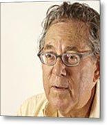 Paul J. Crutzen, Dutch Chemist Metal Print by Volker Steger
