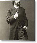 Paul Von Heyse (1830-1914) Metal Print