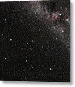 Pegasus Constellation Metal Print