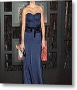 Penelope Cruz At Arrivals For 14th Metal Print