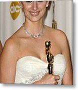 Penelope Cruz, Best Supporting Actress Metal Print by Everett