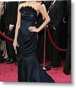 Penelope Cruz Wearing A Chanel Haute Metal Print by Everett