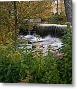 Perfect Country Setting Metal Print