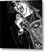 Peter Wolf Metal Print