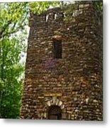 Petit Jean Water Tower 2 Metal Print