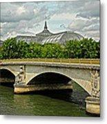 Petit Palace Paris France Metal Print