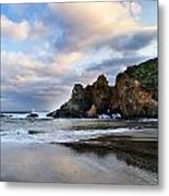 Pfeiffer Beach Metal Print