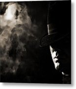 Phantom Metal Print