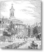 Philadelphia, 1854 Metal Print