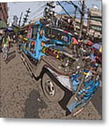 Philippines 1305 Wild Thing Metal Print