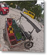Philippines 5397 Soft Drinks And Beer Delivery Metal Print