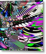 Phoenix Rising . S3.s9 Metal Print by Wingsdomain Art and Photography
