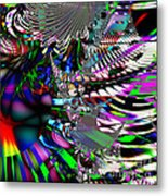 Phoenix Rising . Square . S3.s9 Metal Print by Wingsdomain Art and Photography