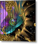 Phool's Gold Metal Print