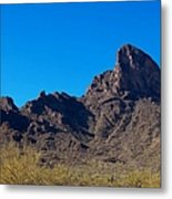 Picacho Peak - Arizona Metal Print